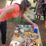 Emines Geburtstagsparty im Dorf