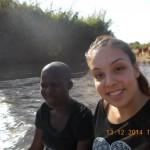 ohne Visum nach Uganda, kein Problem, denn es war nur ein Bootsfahrt von wenigen Minuten